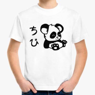 Детская футболка Panda Детская футболка