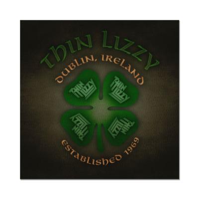 Наклейка (стикер) Thin Lizzy