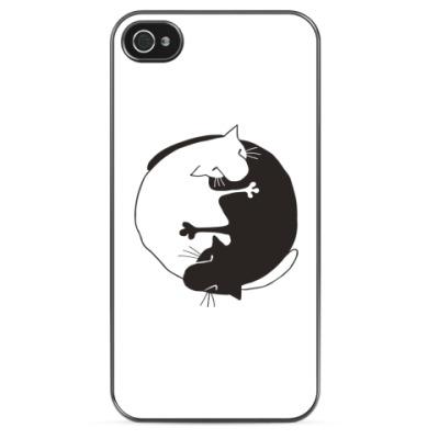 Чехол для iPhone  Янь-Ян