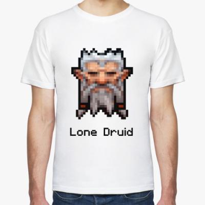 Футболка Lone Druid Dota 2 [ pixel ]