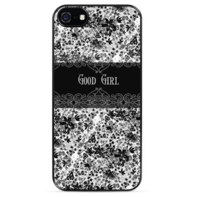 Чехол для iPhone Хорошая девочка