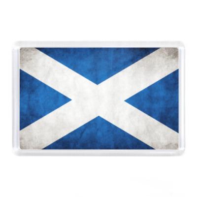 Магнит Шотландия флаг