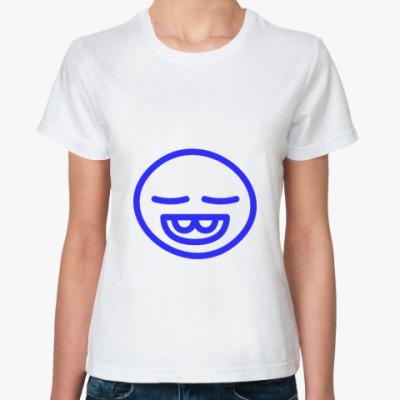 Классическая футболка Face