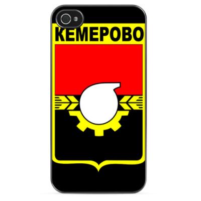 Чехол для iPhone 'Кемерово'