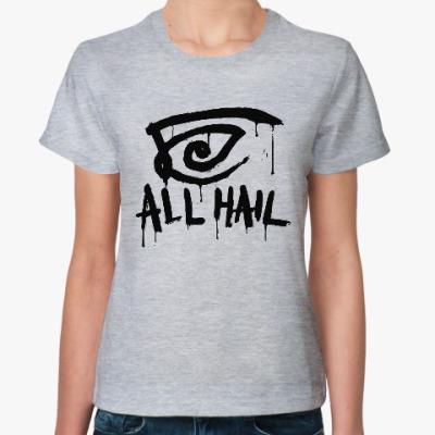 Женская футболка Темная Башня: All Hail