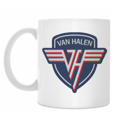 Кружка Van Halen