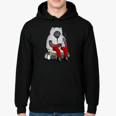 Толстовка худи Волк в овечьей шкуре