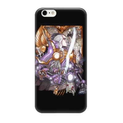 Чехол для iPhone 6/6s Fulgrim the Primarch of  Emperor's Children