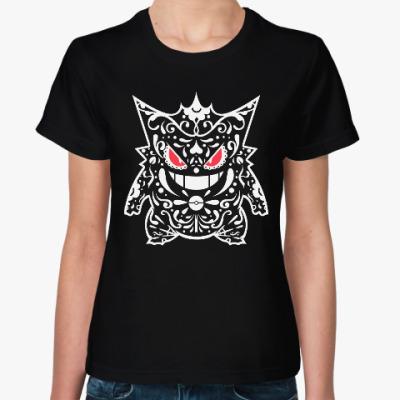 Женская футболка Покемон (Pokemon)