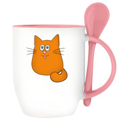 Милый-Дразнящий Котик