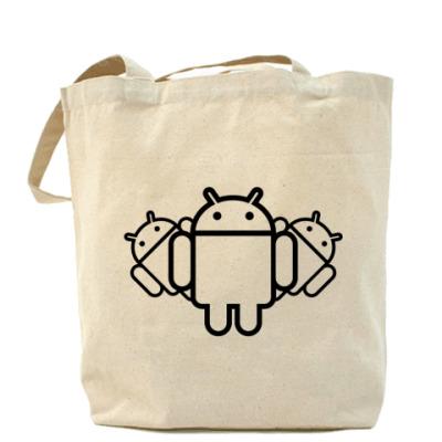 Сумка  Androids