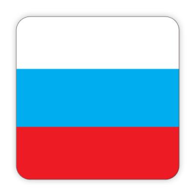 Костер (подставка под кружку) РОССИЯ