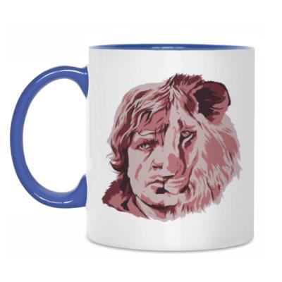 Кружка Тирион лев