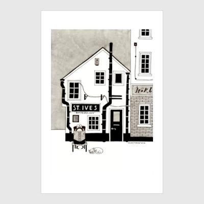 Постер English Towns