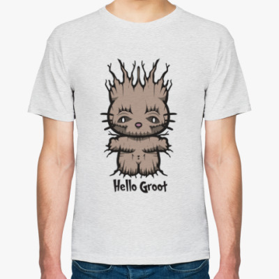 Футболка Hello Groot