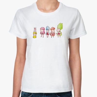 Классическая футболка Авца