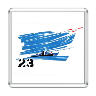 Магнит 23