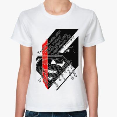 Классическая футболка Битва