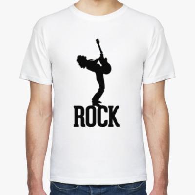 Футболка Rock.