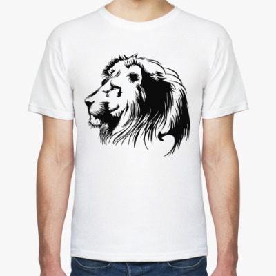 Футболка Лев (lion)