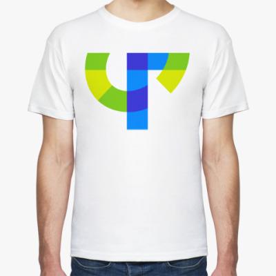 Футболка Мужская футболка Stedman (бела