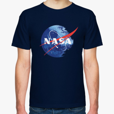 Футболка NASA DS