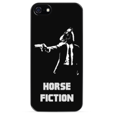 Чехол для iPhone Horse Fiction