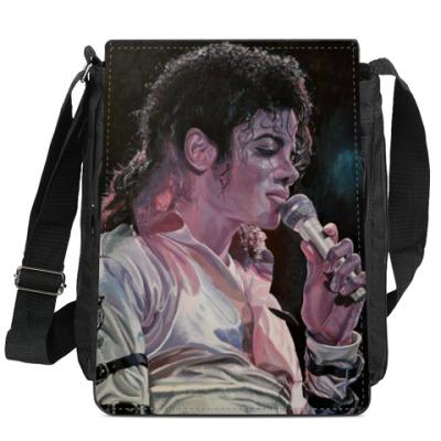 Сумка-планшет Майкл Джексон