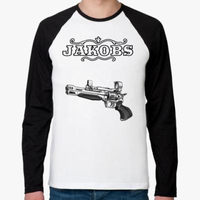 Футболка реглан с длинным рукавом Jakobs weapons