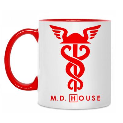 Кружка m.d. House