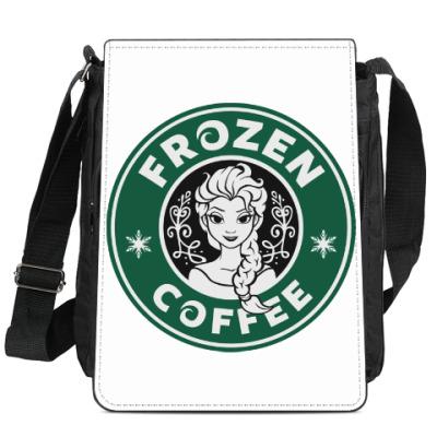 Сумка-планшет Frozen coffee