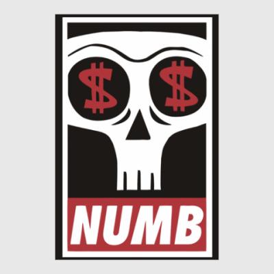 Постер Numb