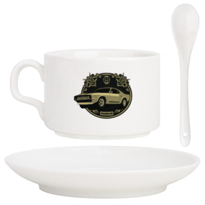 Кофейный набор Muscle car