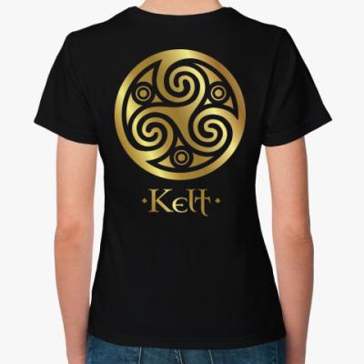 Женская футболка Kelt