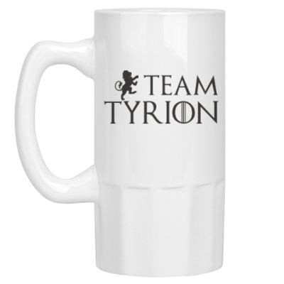 Пивная кружка Команда Тириона