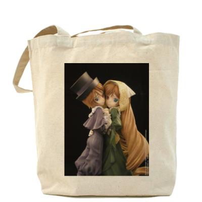 Сумка Холщовая сумка Rozen Maiden