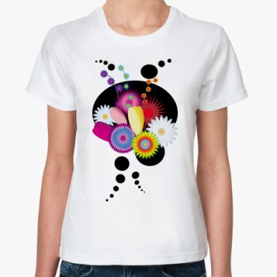 Классическая футболка  Summer