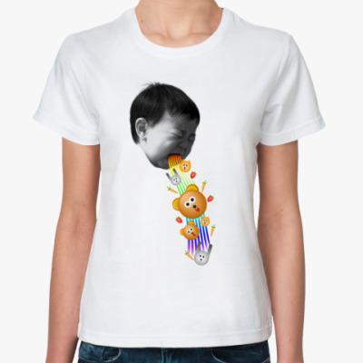 Классическая футболка RainBlow Up