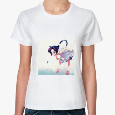 Классическая футболка Аниме