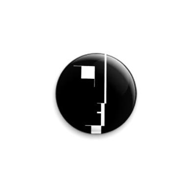 Значок 25мм Bauhaus