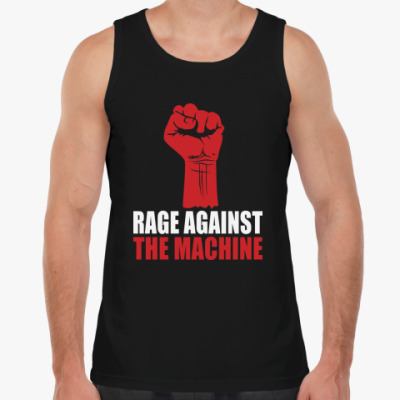 Майка Rage Against the Machine