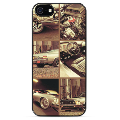 Чехол для iPhone 'Ford Mustang 1970'