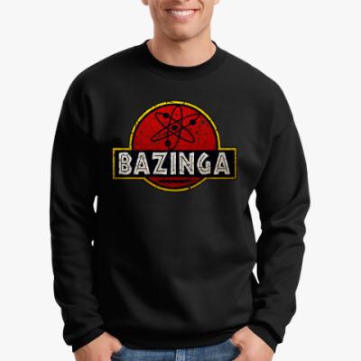 Свитшот Bazinga!
