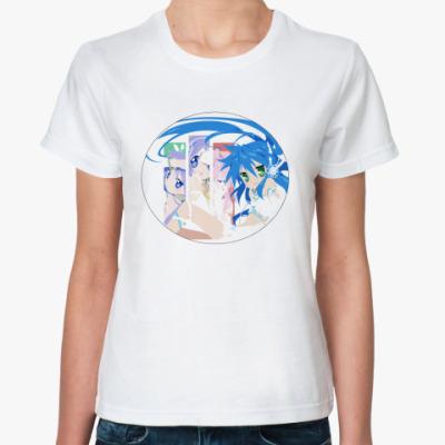 Классическая футболка Слимко