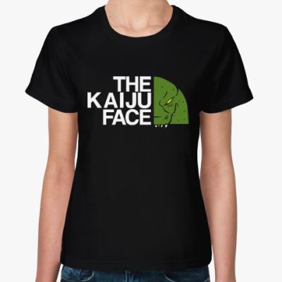 Женская футболка Кайдзю