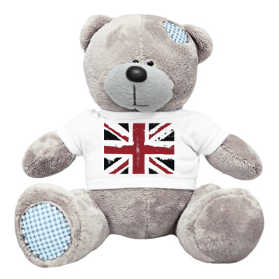 Плюшевый мишка Тедди UK