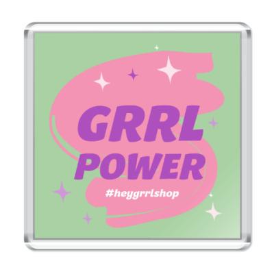 Магнит Магнит Grrl Power