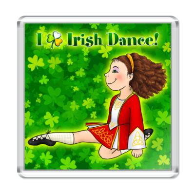 Магнит Irish Dance