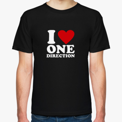 Футболка One direction