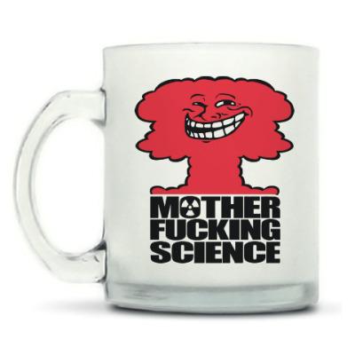 Кружка матовая Science! Ядерная физика